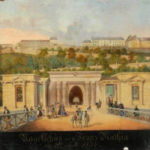 Barabás Miklós (1810–1898) után F. Strasser jelzéssel